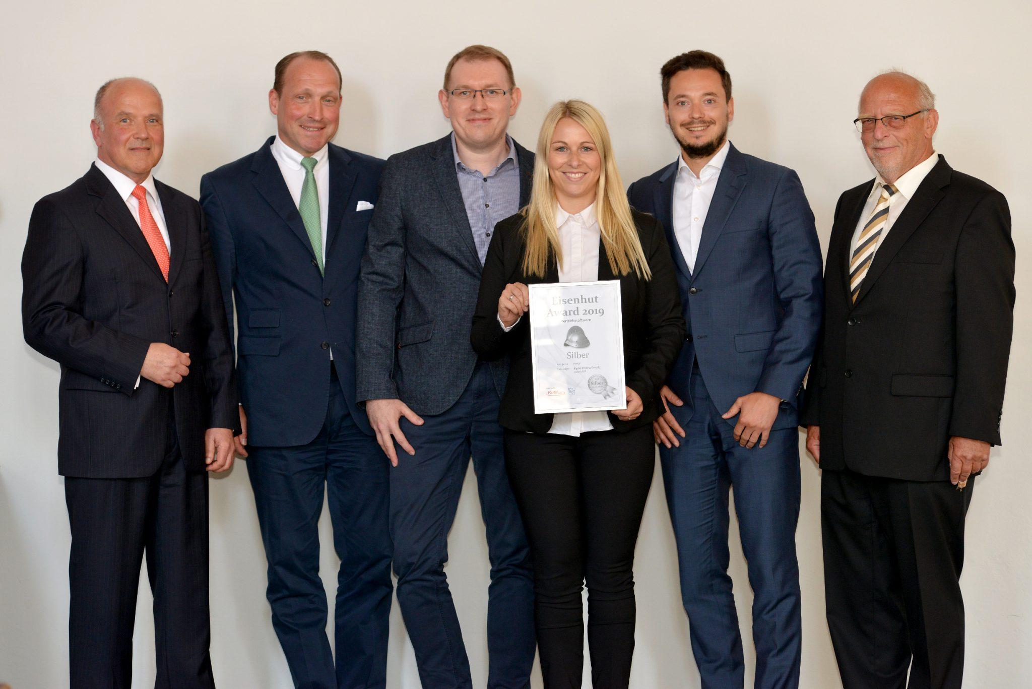 Auszeichnung Eisenhut-Award