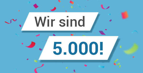 5.000 Nutzer