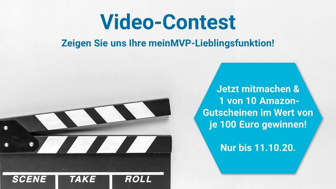 Video Contest meinMVP